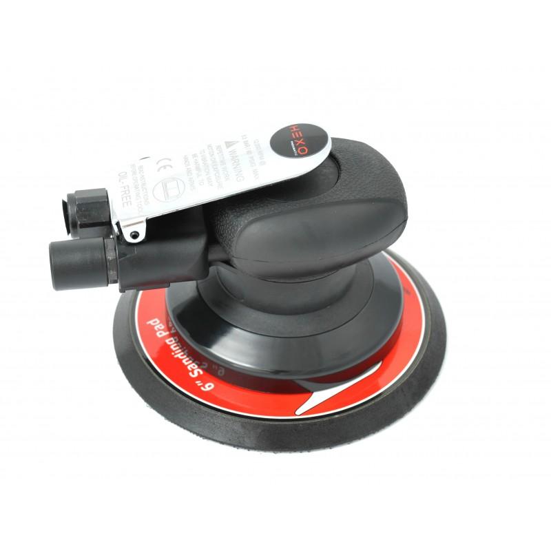 Szlifierka Oscylacyjna Bezolejowa HEXO HX-5137