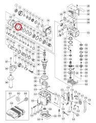 O-Ring do Młotowiertarki wiercąco-kującej HITACHI DH30PC [990-067]