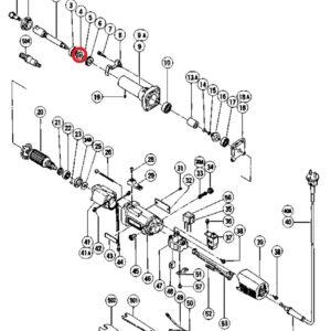 Podkładka do Szlifierki prostej HITACHI GP 2 [932-639]