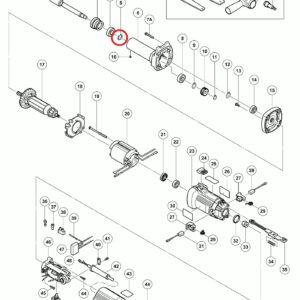 Pierścień do Szlifierki prostej HITACHI GP 5V [932-617]
