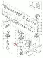 Szczotki do Młoto-wiertarki Hitachi H 41MB [999-043]