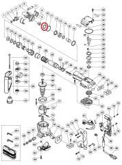 O-Ring (S-34) do Młota Wyburzeniowego HITACHI H 45FRV [980-879]
