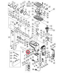 Korek Olejowy do Młotu Wyburzeniowego HITACHI H 65SB2 [990-945]
