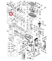 Amortyzator do Młotu Wyburzeniowego HITACHI H 65SB2 [998-433]